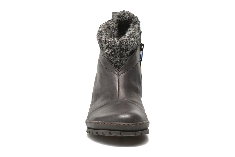 Bottines et boots Art Oslo 527 Noir vue portées chaussures