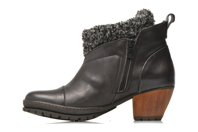 Stiefeletten & Boots Art Oslo 527 schwarz ansicht von vorne