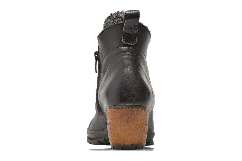 Bottines et boots Art Oslo 527 Noir vue droite
