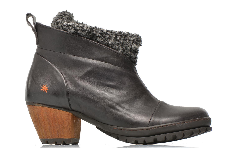 Bottines et boots Art Oslo 527 Noir vue derrière