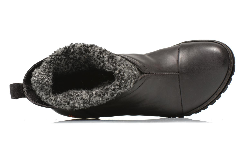 Stiefeletten & Boots Art Oslo 527 schwarz ansicht von links