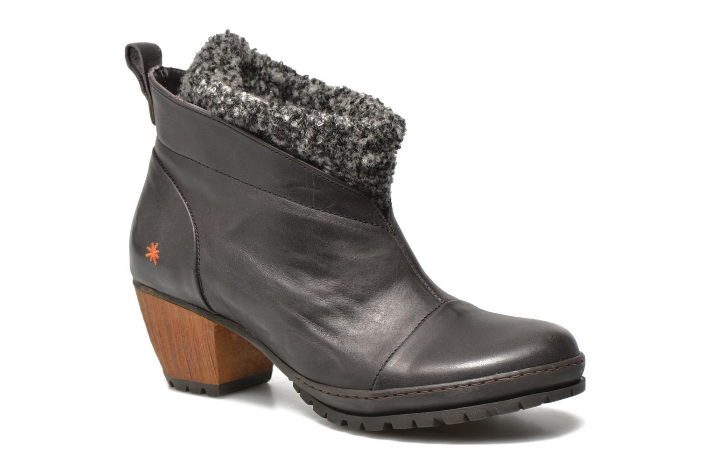 Bottines et boots Art Oslo 527 Noir vue détail/paire