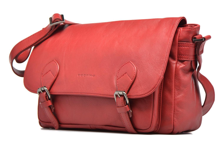Handbags Sabrina Victoria Red model view
