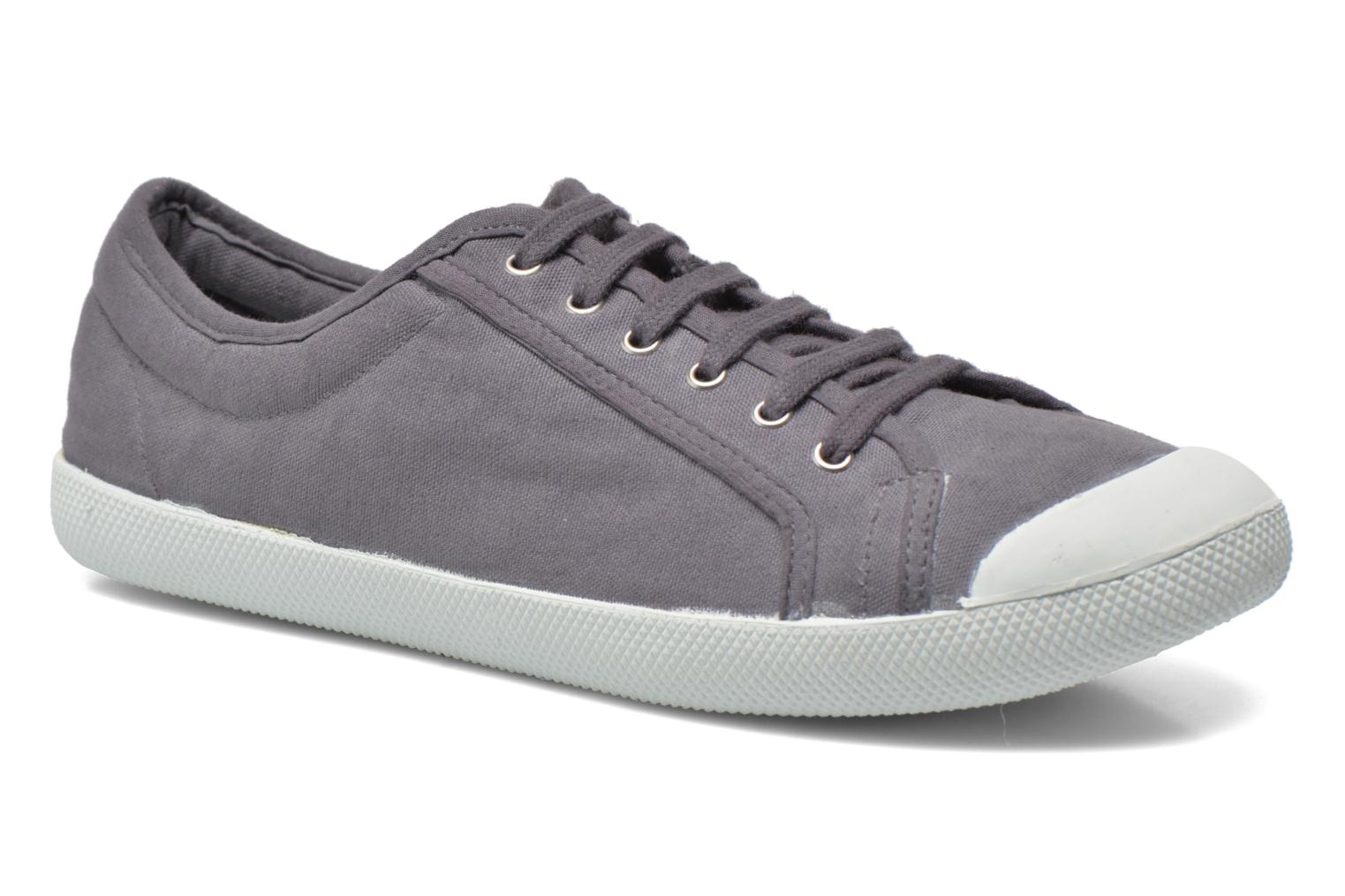 Trainers Georgia Rose Mamine Grey detailed view/ Pair view