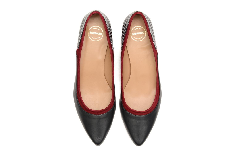 Ballerines Made by SARENZA West Mister #7 Gris vue portées chaussures