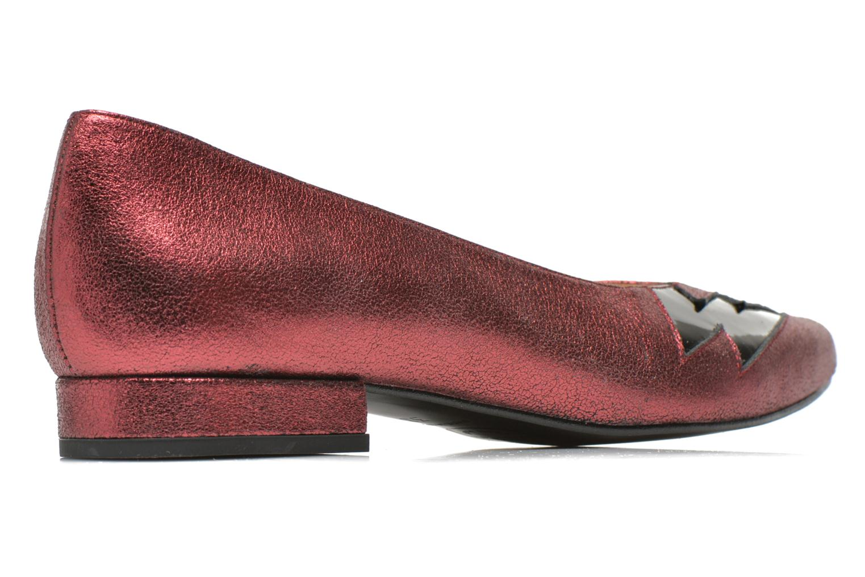 Ballerines Made by SARENZA Ziggy Baby #1 Violet vue portées chaussures