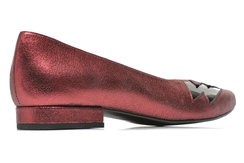 Ballet pumps Made by SARENZA Ziggy Baby #1 Purple model view