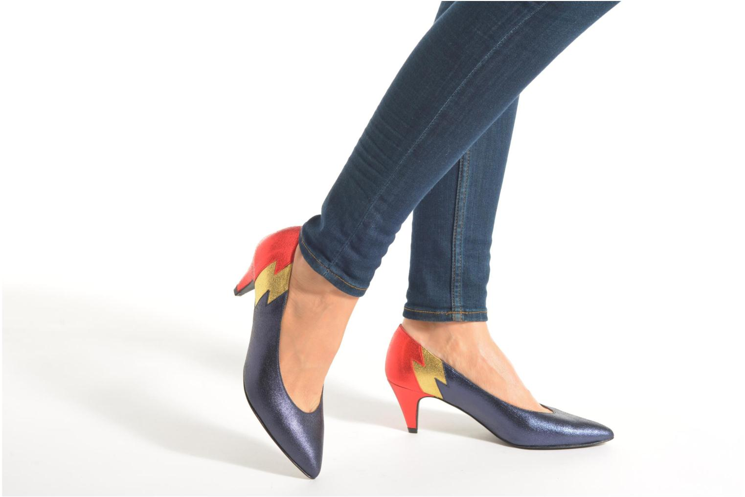Pumps Made by SARENZA Glossy Cindy #5 Multicolor onder