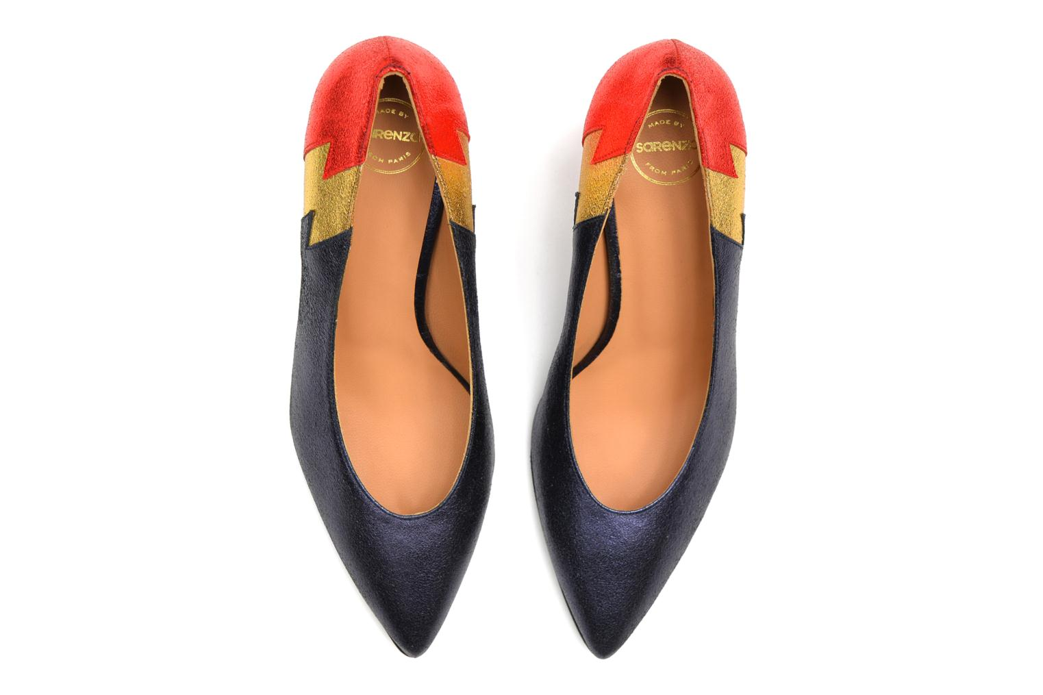Pumps Made by SARENZA Glossy Cindy #5 Multicolor boven