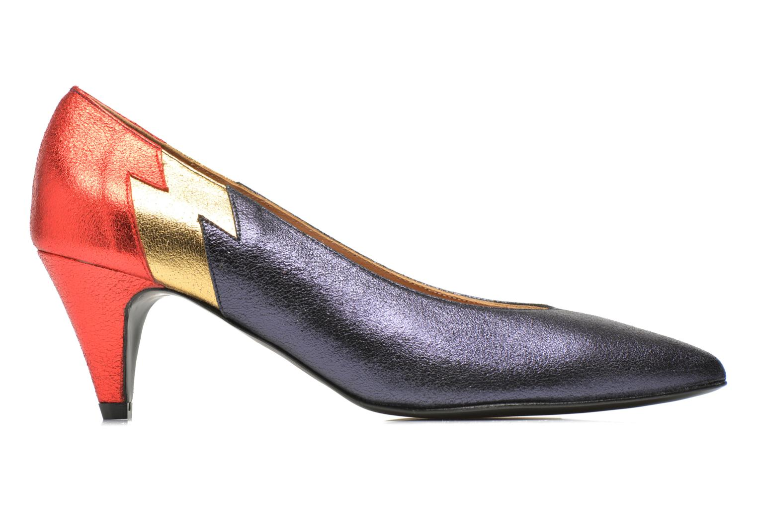 Pumps Made by SARENZA Glossy Cindy #5 Multicolor detail