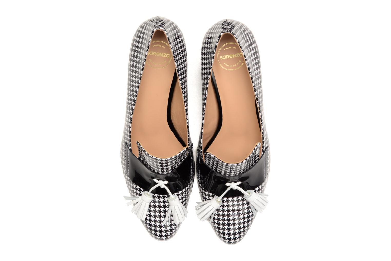 Escarpins Made by SARENZA Notting Heels #12 Multicolore vue portées chaussures
