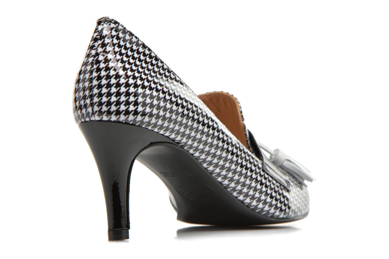 Notting Heels #12 Vernis PDP + vernis noir