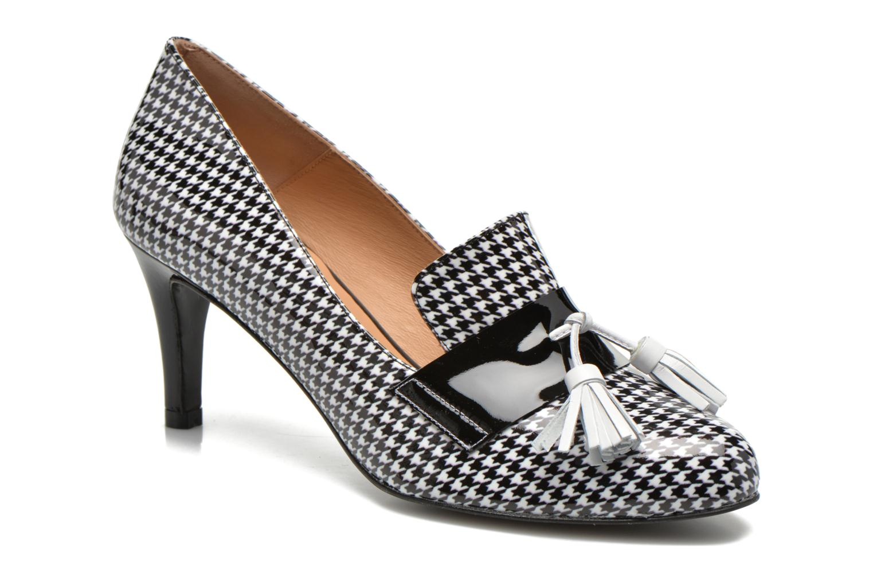 Escarpins Made by SARENZA Notting Heels #12 Multicolore vue droite