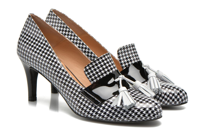 Escarpins Made by SARENZA Notting Heels #12 Multicolore vue derrière