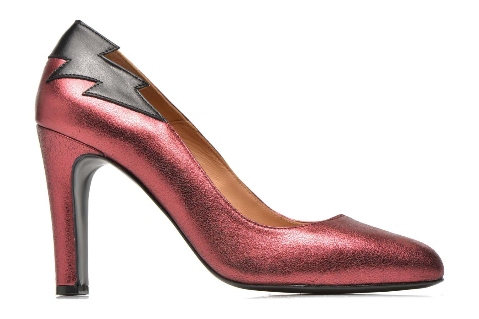 Pumps Made by SARENZA Glossy Cindy #13 rot detaillierte ansicht/modell