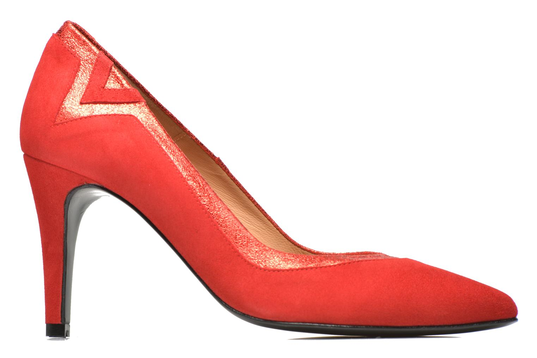 Escarpins Made by SARENZA Glossy Cindy #6 Rouge vue détail/paire
