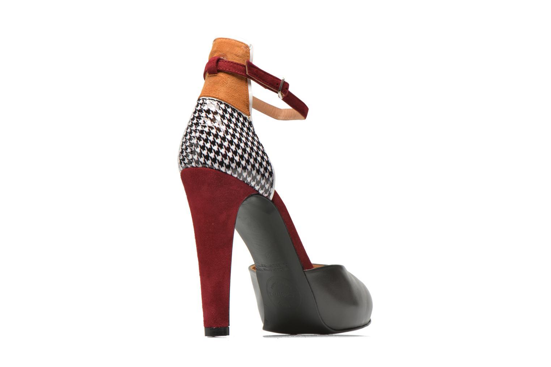 Escarpins Made by SARENZA Notting Heels #5 Multicolore vue portées chaussures