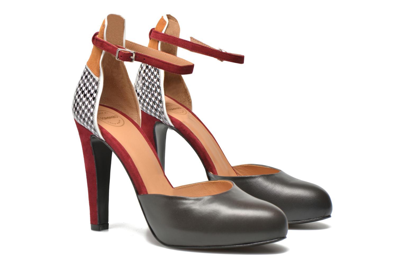 Pumps Made by SARENZA Notting Heels #5 mehrfarbig ansicht von vorne