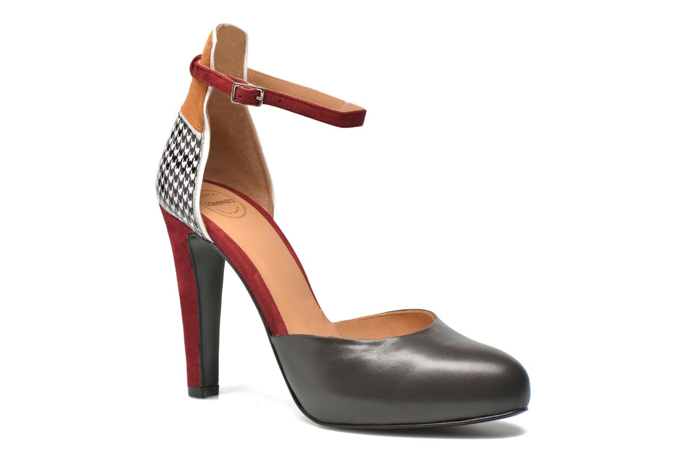 Escarpins Made by SARENZA Notting Heels #5 Multicolore vue droite