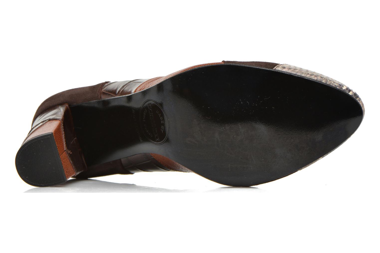 Zapatos de tacón Made by SARENZA My Talon Is Rich #6 Marrón vista de arriba