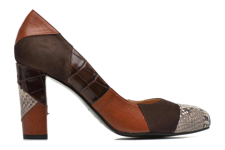 Zapatos de tacón Made by SARENZA My Talon Is Rich #6 Marrón vista de detalle / par