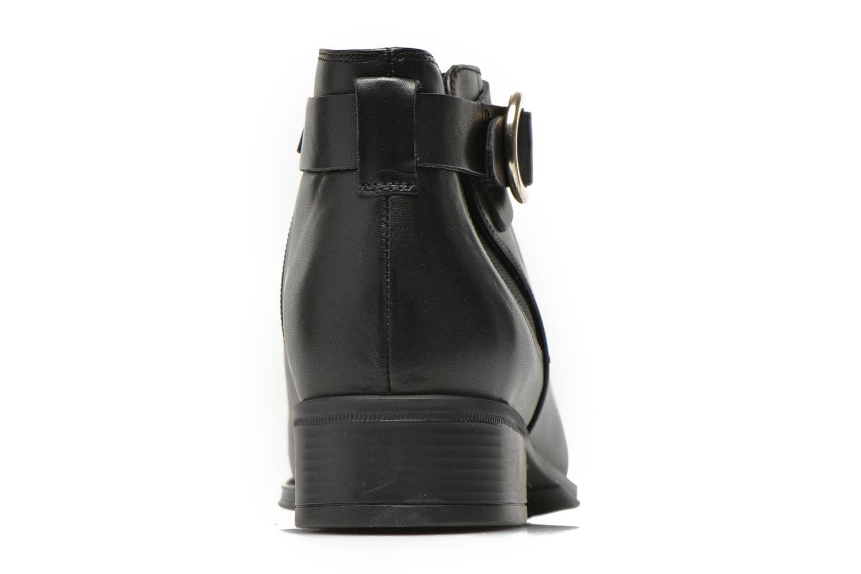 Bottines et boots Georgia Rose Eperdreau Noir vue droite