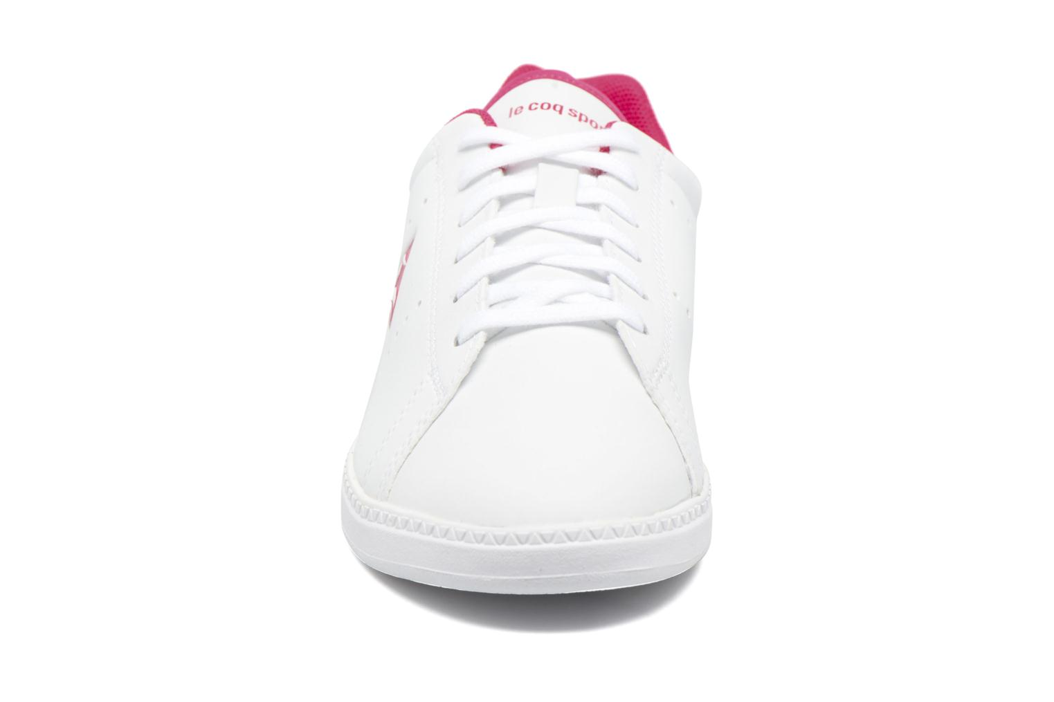 Courtone Gs optical white/rose red