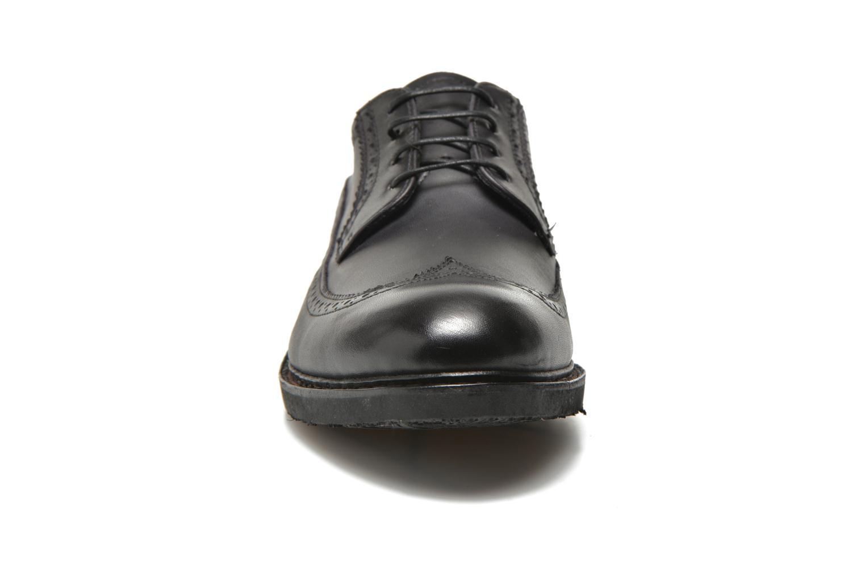 Chaussures à lacets Neosens Ferron 881 Noir vue portées chaussures