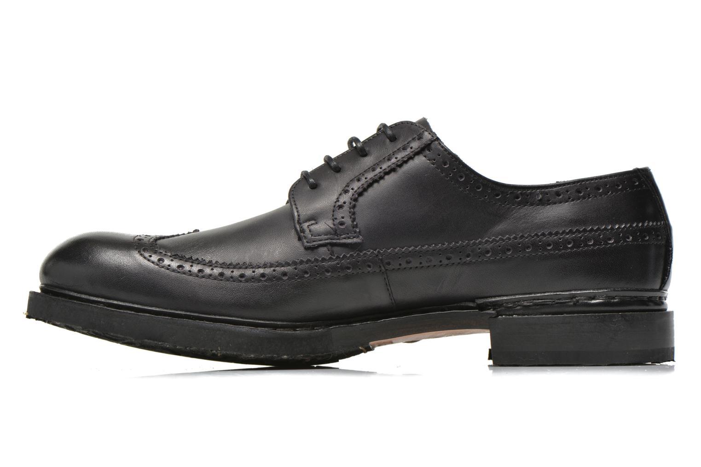 Chaussures à lacets Neosens Ferron 881 Noir vue face