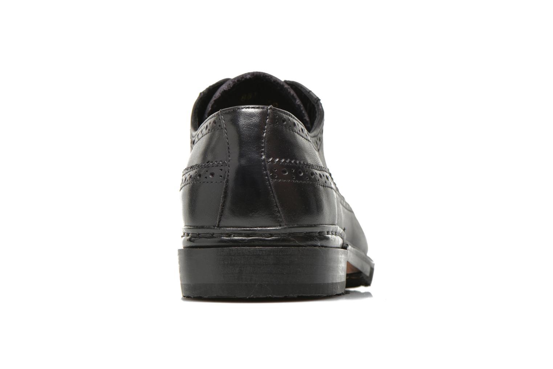 Chaussures à lacets Neosens Ferron 881 Noir vue droite