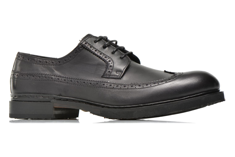 Chaussures à lacets Neosens Ferron 881 Noir vue derrière