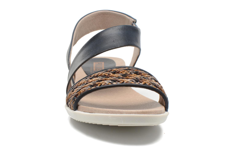 Sandales et nu-pieds Pikolinos Antillas W0H-0803 Bleu vue portées chaussures