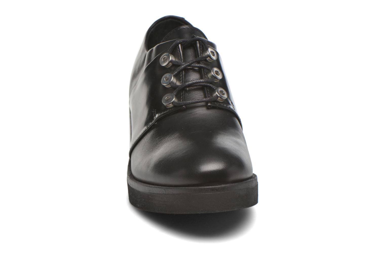 Chaussures à lacets Bronx Law I Noir vue portées chaussures