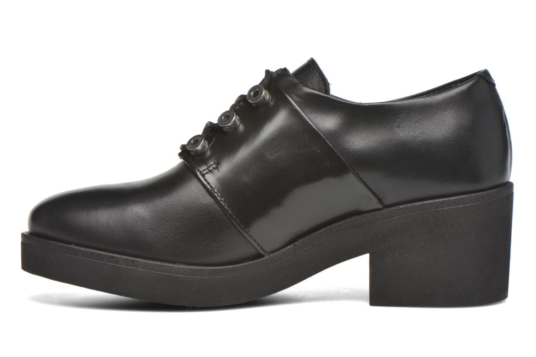 Chaussures à lacets Bronx Law I Noir vue face