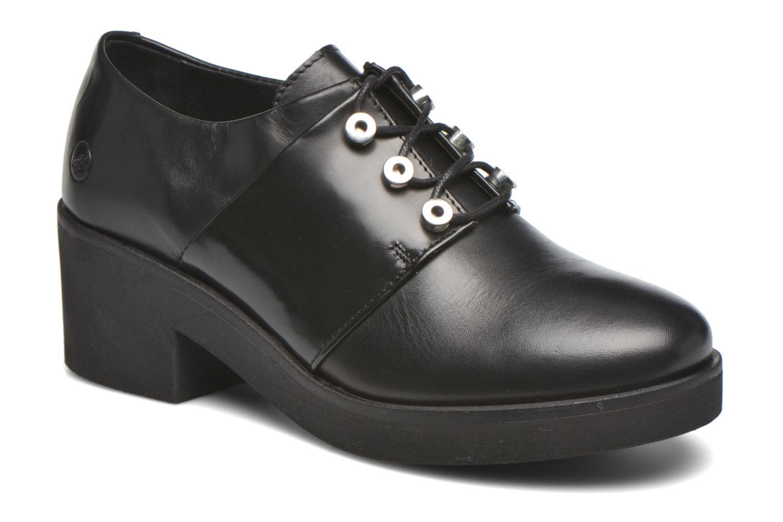 Chaussures à lacets Bronx Law I Noir vue détail/paire