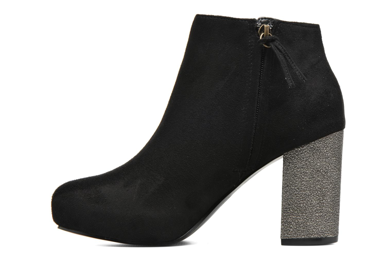 Bottines et boots Blink Tobi Noir vue face