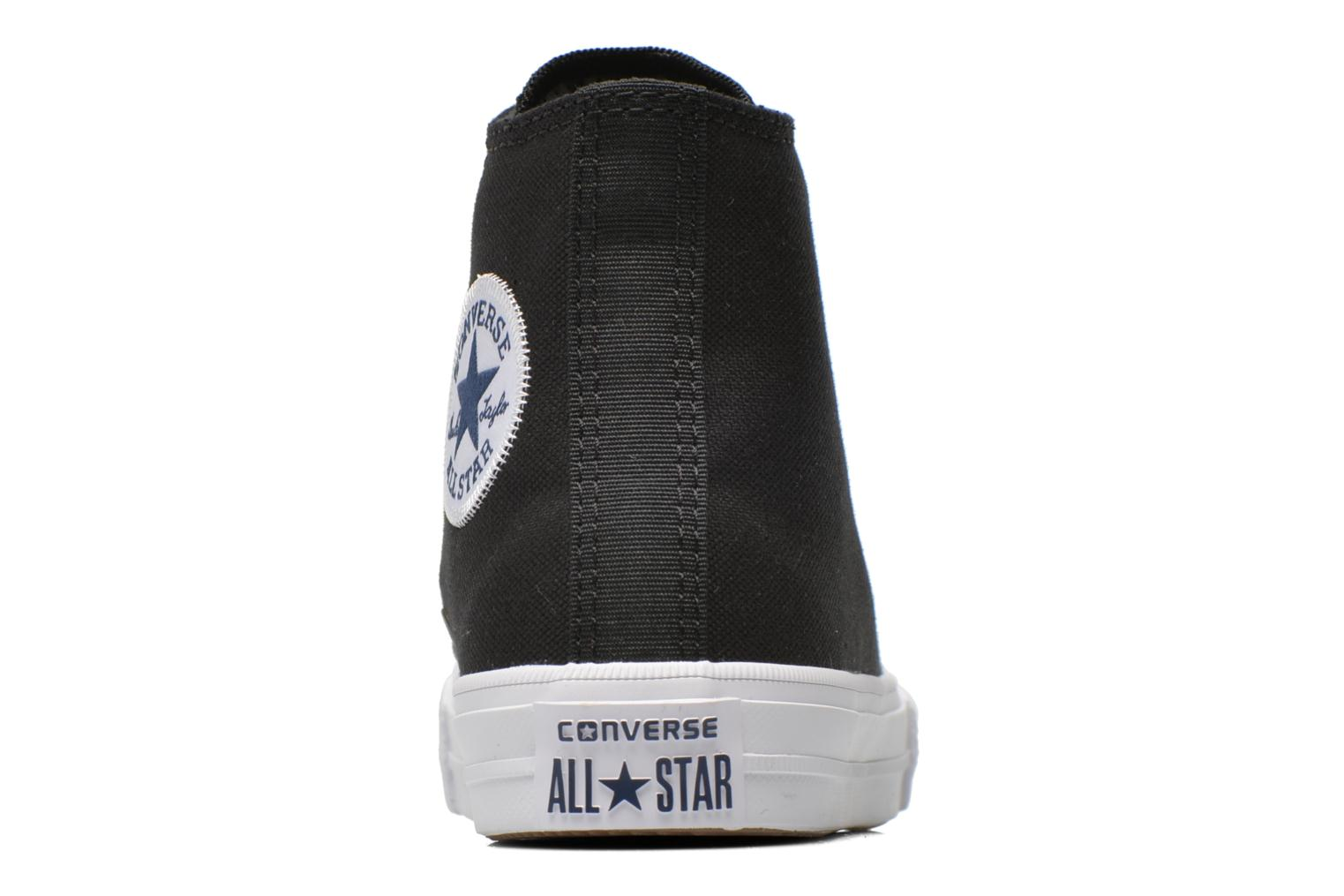 Trainers Converse Chuck Taylor All Star II Hi Black view from the right