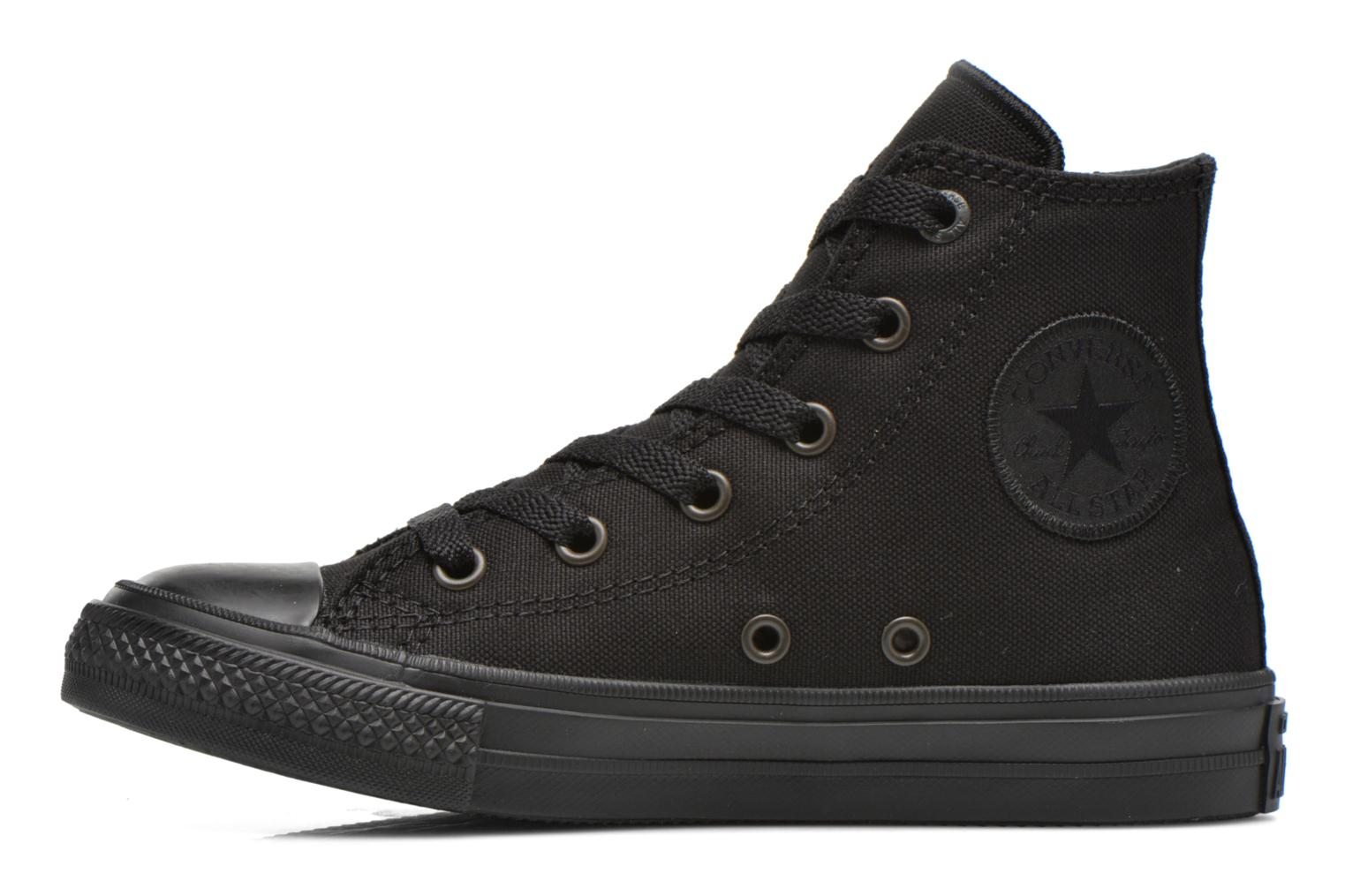 Trainers Converse Chuck Taylor All Star II Hi Black front view