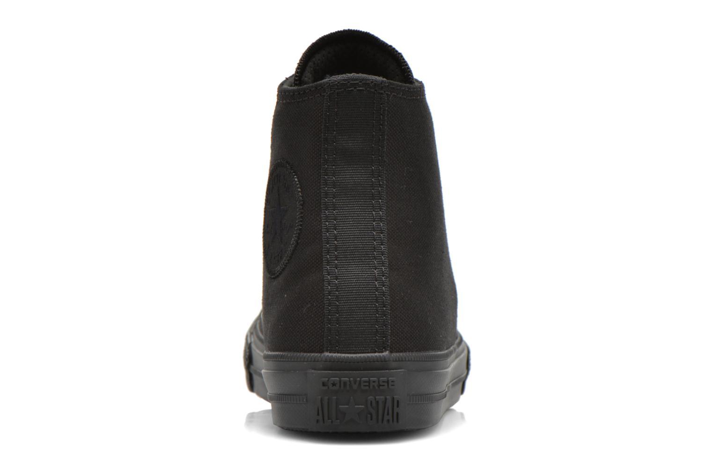 Sneaker Converse Chuck Taylor All Star II Hi schwarz ansicht von rechts