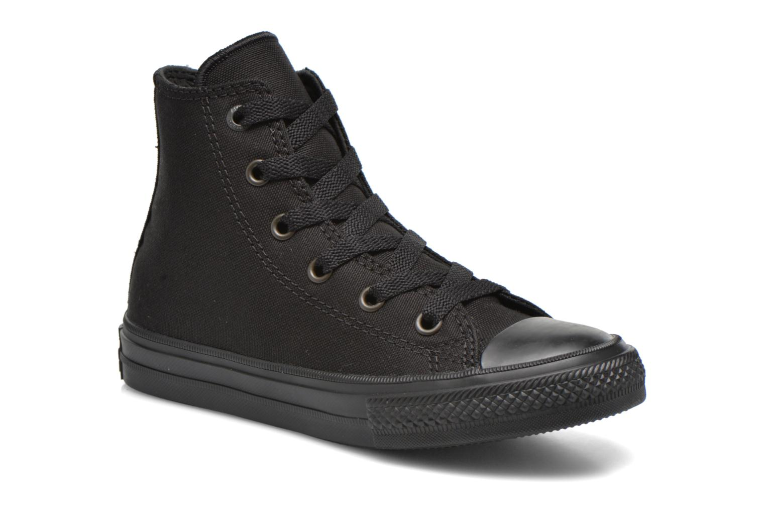 Trainers Converse Chuck Taylor All Star II Hi Black detailed view/ Pair view
