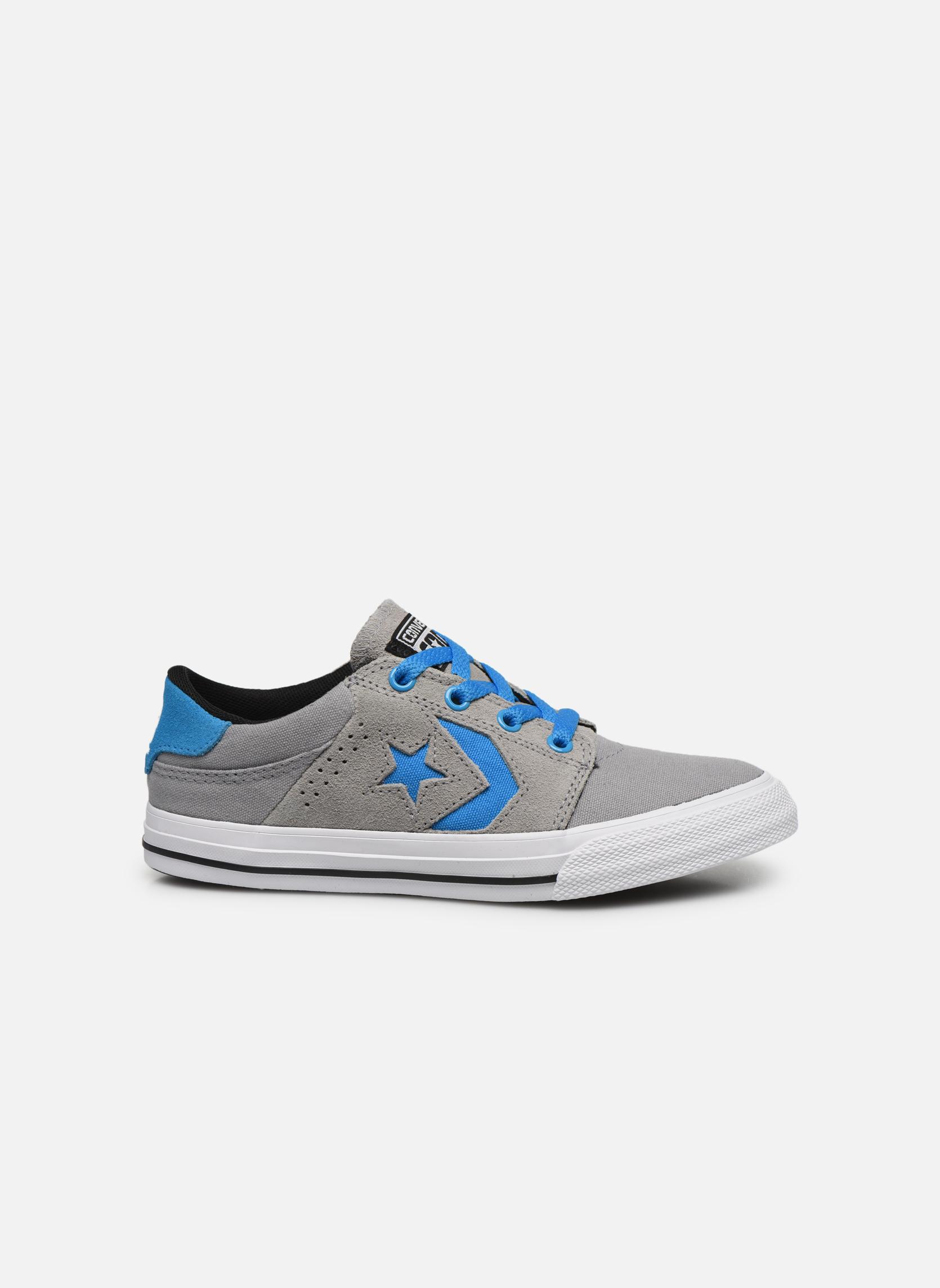 Sneakers Converse Cons Tre Star Ox Grigio immagine posteriore