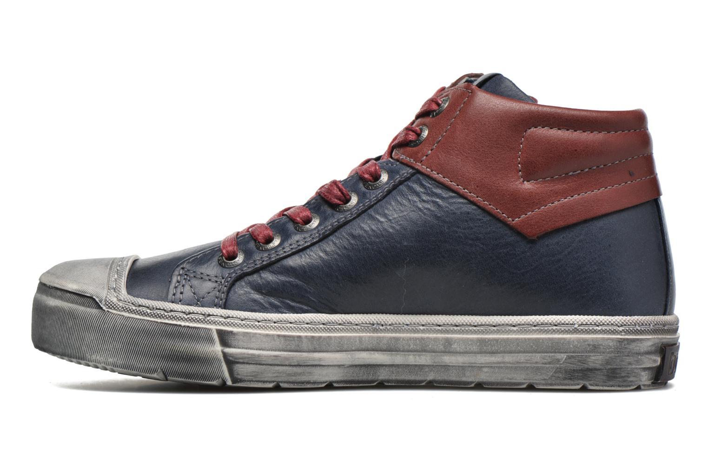 Sneakers Stones and Bones Itaco Azzurro immagine frontale