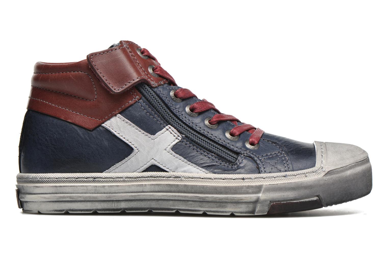 Sneakers Stones and Bones Itaco Azzurro immagine posteriore