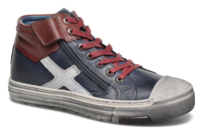 Sneakers Stones and Bones Itaco Azzurro vedi dettaglio/paio