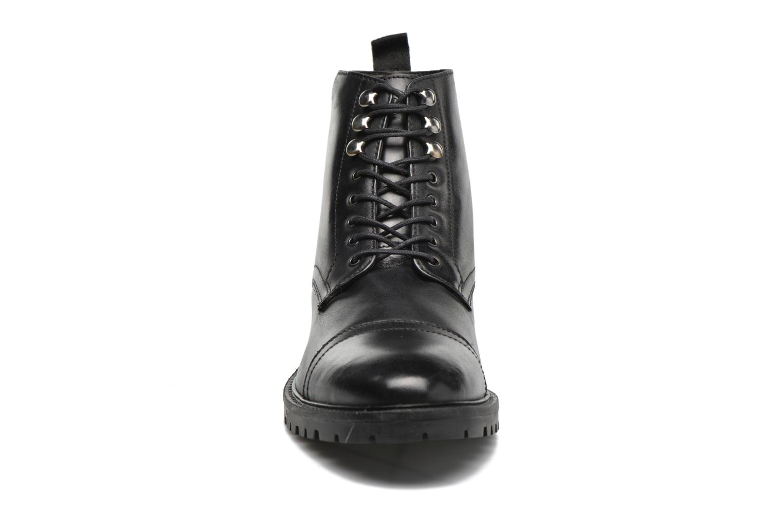 Ankle boots Base London Siege Black model view