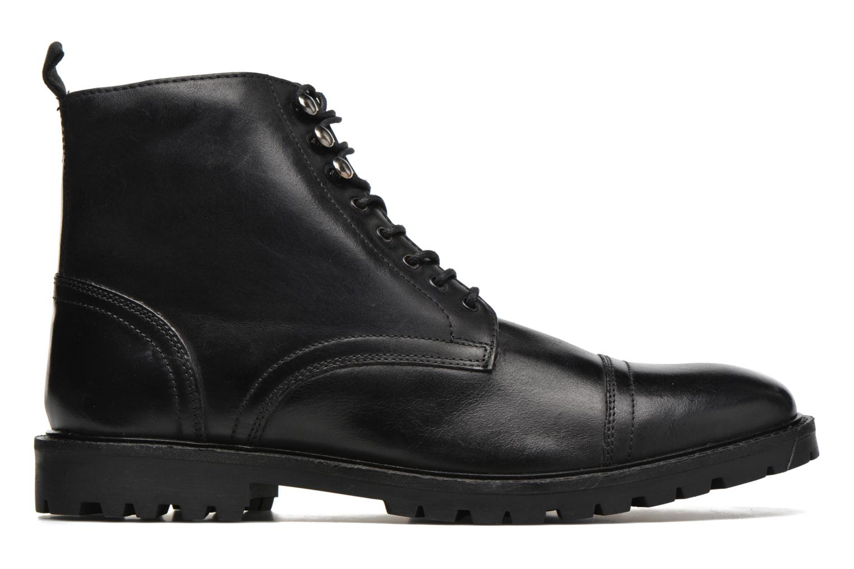 Ankle boots Base London Siege Black back view