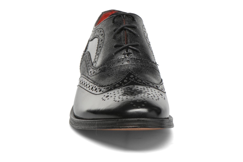 Chaussures à lacets Base London Strand Noir vue portées chaussures