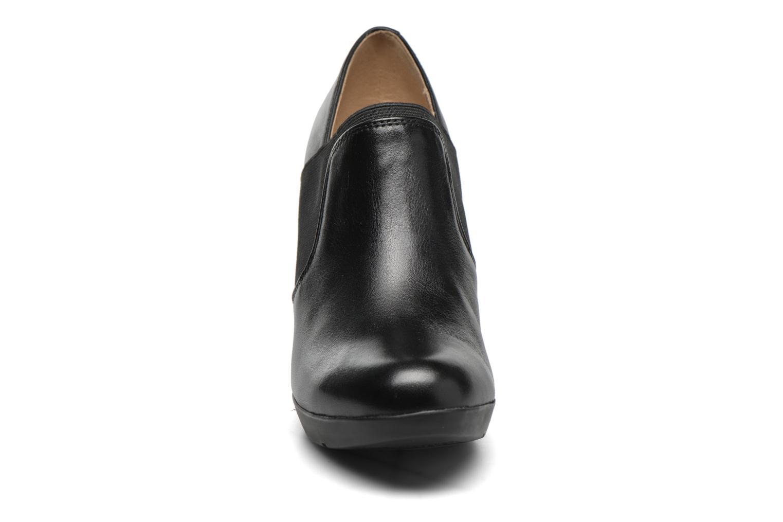 Bottines et boots Geox D INSPIRATION B D64R4B Noir vue portées chaussures