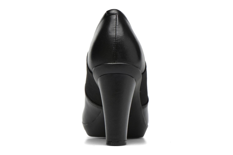 Bottines et boots Geox D INSPIRATION B D64R4B Noir vue droite