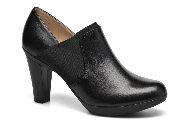 Bottines et boots Geox D INSPIRATION B D64R4B Noir vue détail/paire